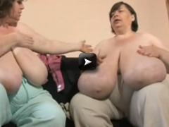 2 omas mit richtig fetten eutern 4
