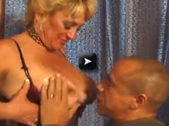 big tits allows her new black boy to fuck her in the black asshole
